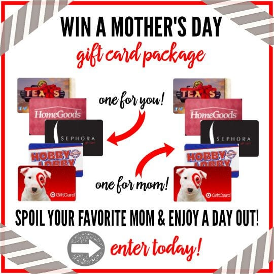 mother's day giveaway ohsweetbasil.com