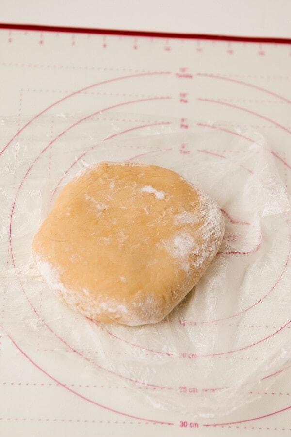 Perfect Tart Dough ohsweetbasil.com Lemon Curd Cheesecake Tart ohsweetbasil.com