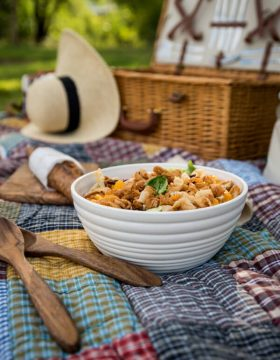 Perfect Picnic Recipes ohsweetbasil.com