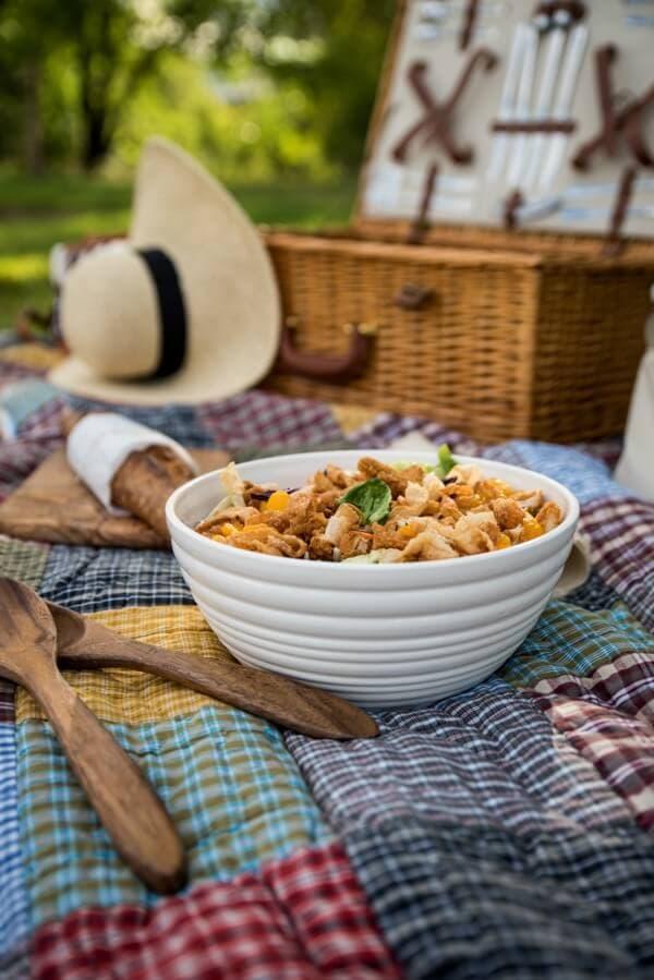 Perfect Picnic Recipes ohsweetbasil.com