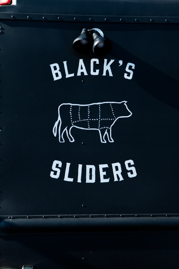 Blacks Sliders Utah Food Truck ohsweetbasil.com