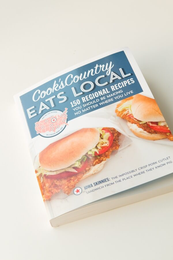 The coolest cookbook, eat around the country without ever leaving your house! ohsweetbasil.com