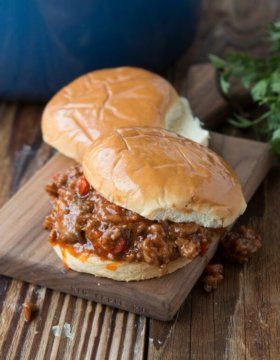 The sloppiest, tastiest sloppy joe ever ohsweetbasil.com