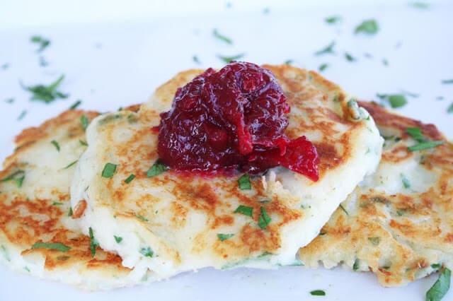 potato cakes ohsweetbasil.com