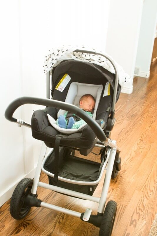 Looking for a fantastic car seat and stroller? We are loving the Nuna Pipa and IVVI car seat and stroller for our little guy!
