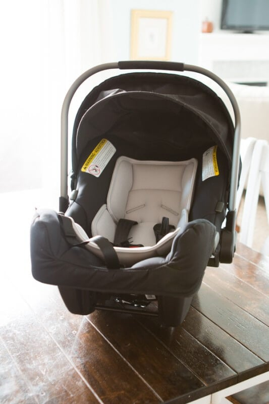 nuna pippa car seat ohsweetbasil.com