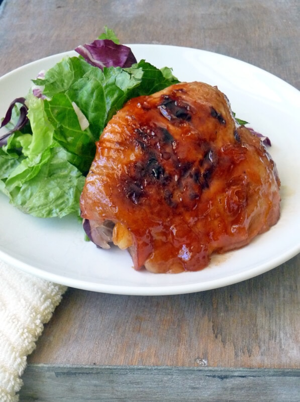 Baked Apricot Chicken | by Life Tastes Good