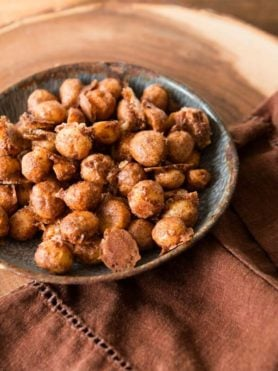 Candied Macadamia Nuts ohsweetbasil.com