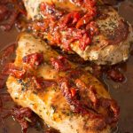 Sun-Dried Tomato Citrus Grilled Chicken. So, so easy ohsweetbasil.com