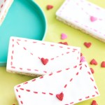 Graham Cracker Love Letters