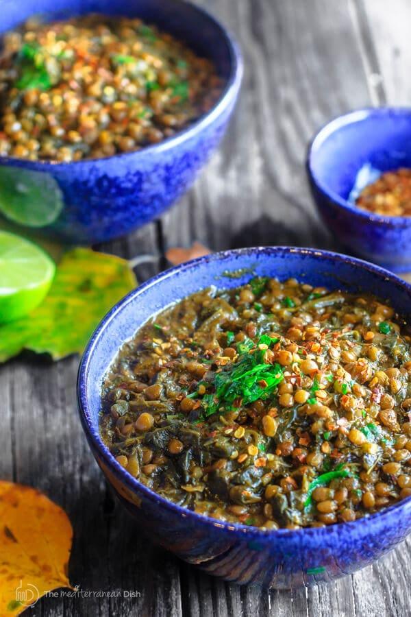 One Pot Vegetables And Lentil Recipe Oh Sweet Basil
