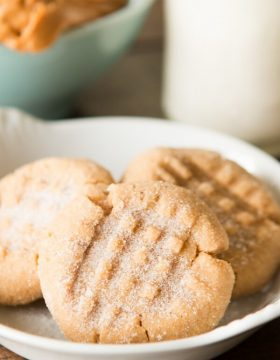 The classics are making a come back and this is definitely the best classic peanut butter cookie ohsweetbasil.com