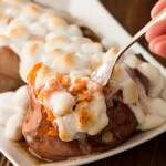 Oh, Mama!! Check out this Texas roadhouse loaded sweet potato copycat recipe!