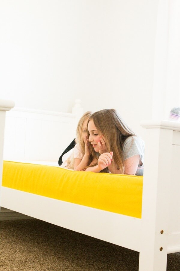 eve mattress ohsweetbasil.com