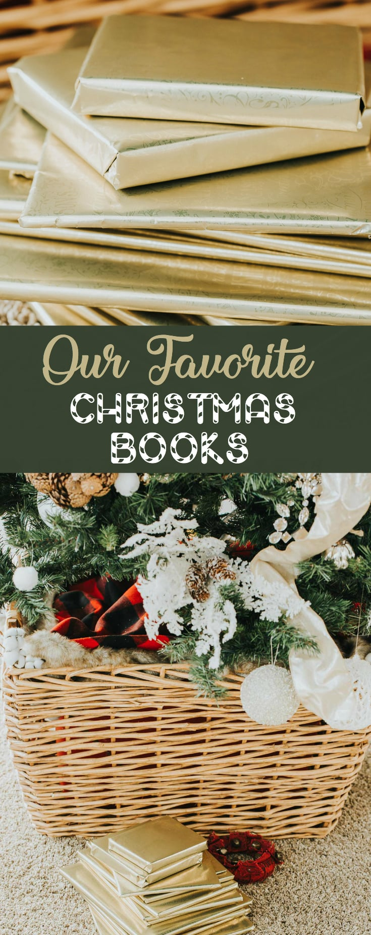 We love to read together as a family, but especially in the days before Christmas. It slows things down and these are our Favorite Christmas Books!