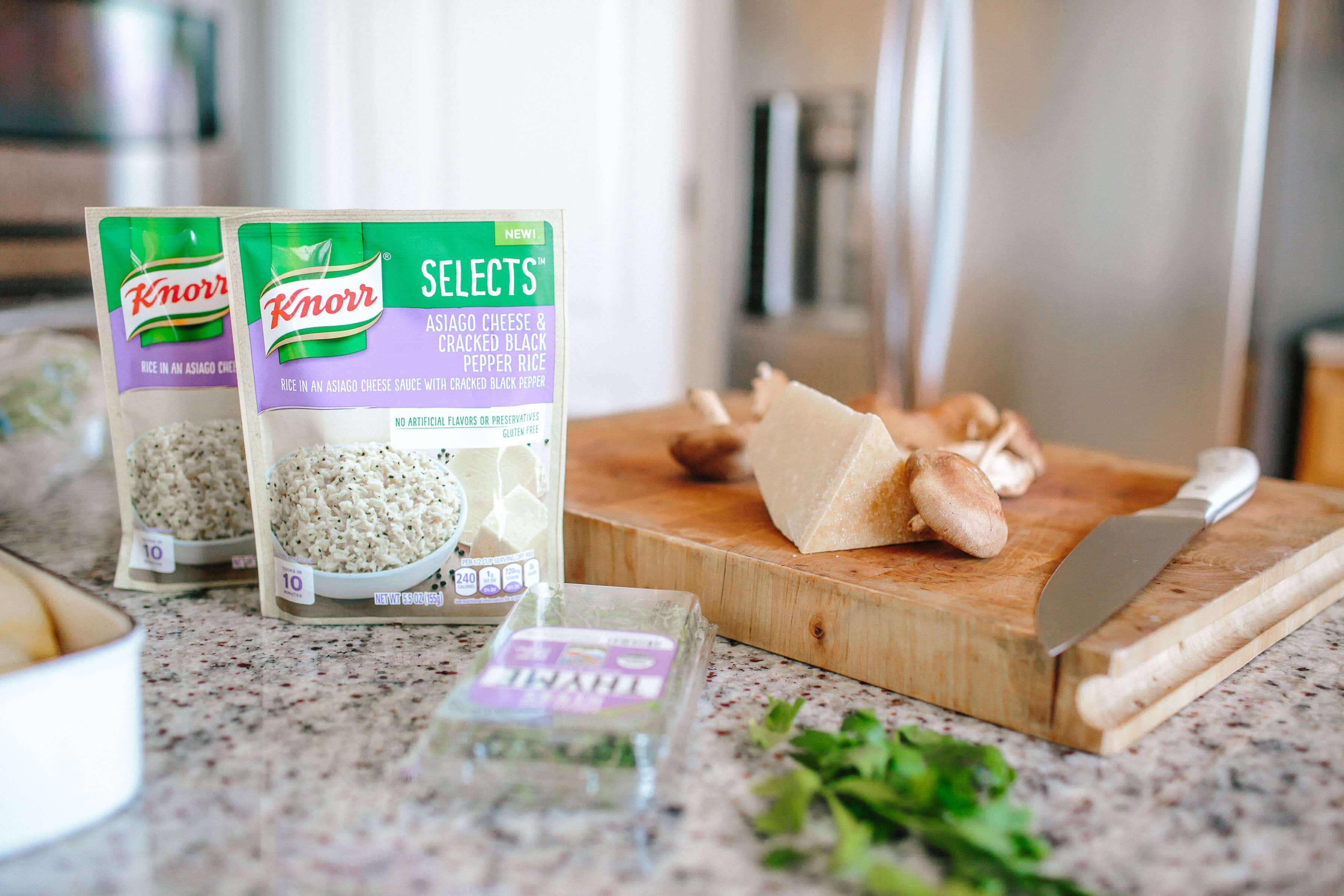 knorr selects rice packets ohsweetbasil.com