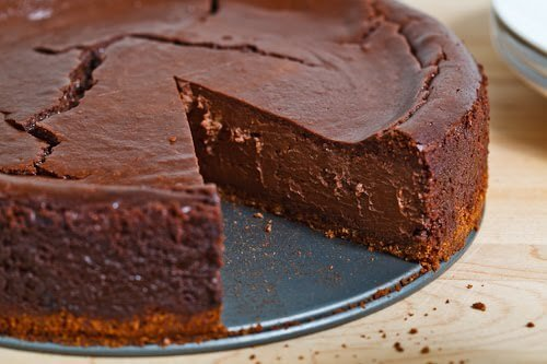 chocolate cheesecake It's that time of year again. In case your family is like ours and you want an extra special day we have a Father's Day Recipes Roundup to help!