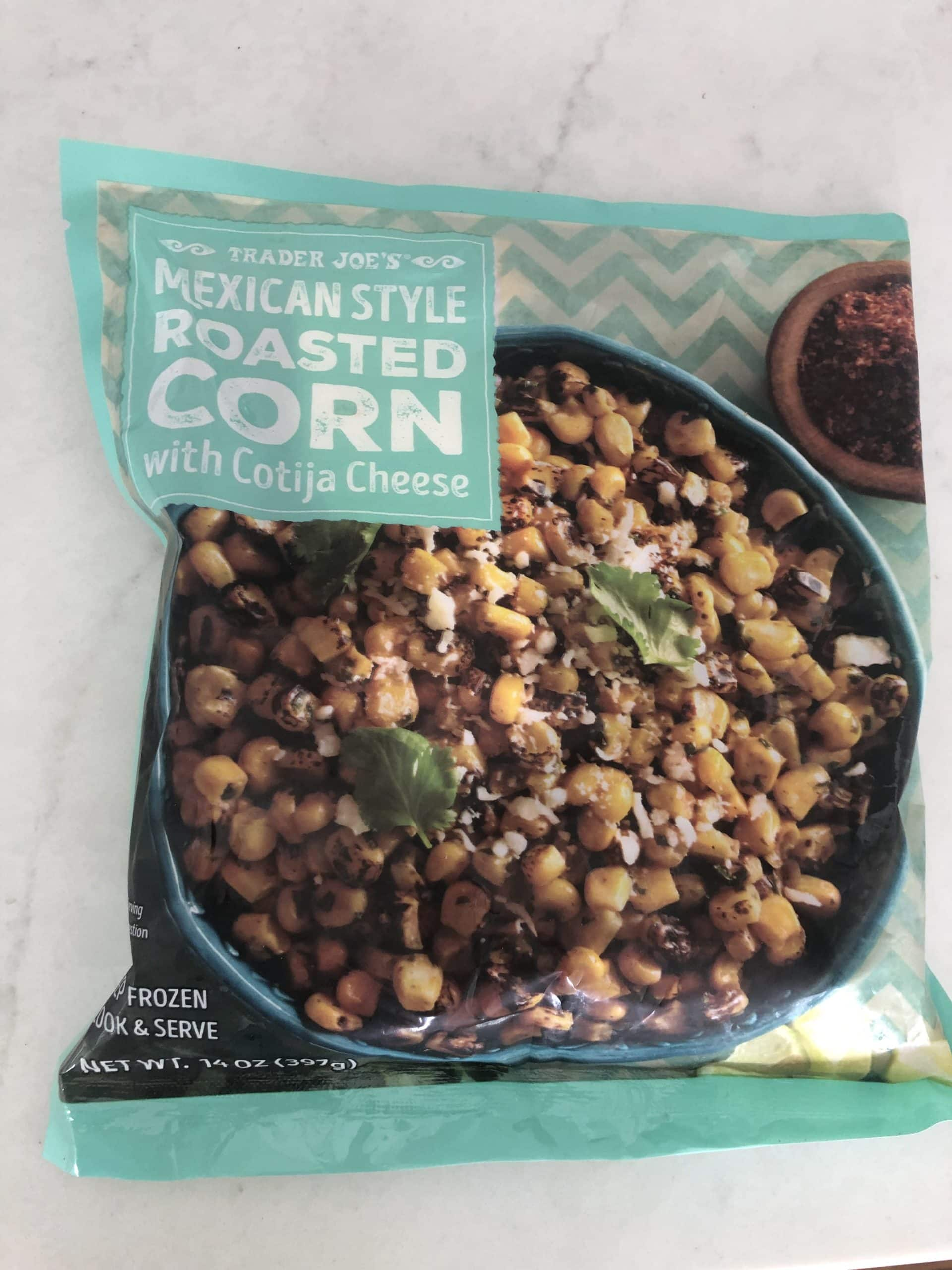 mexican roasted corn from trader joes