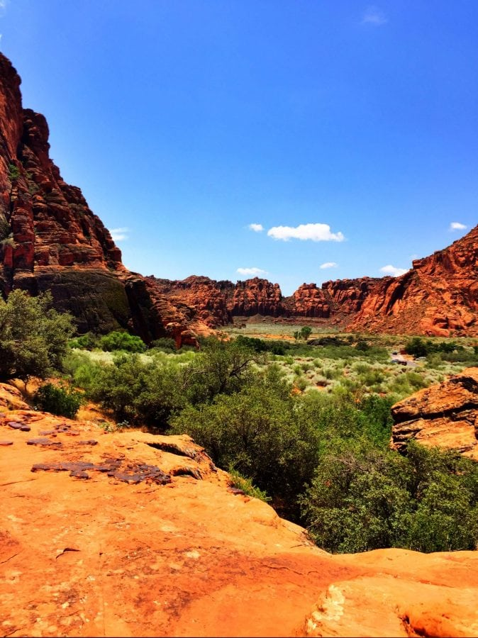 On our way back from California we had the opportunity to extend our vacation a little and so we are sharing our St George Utah Travel Tips.