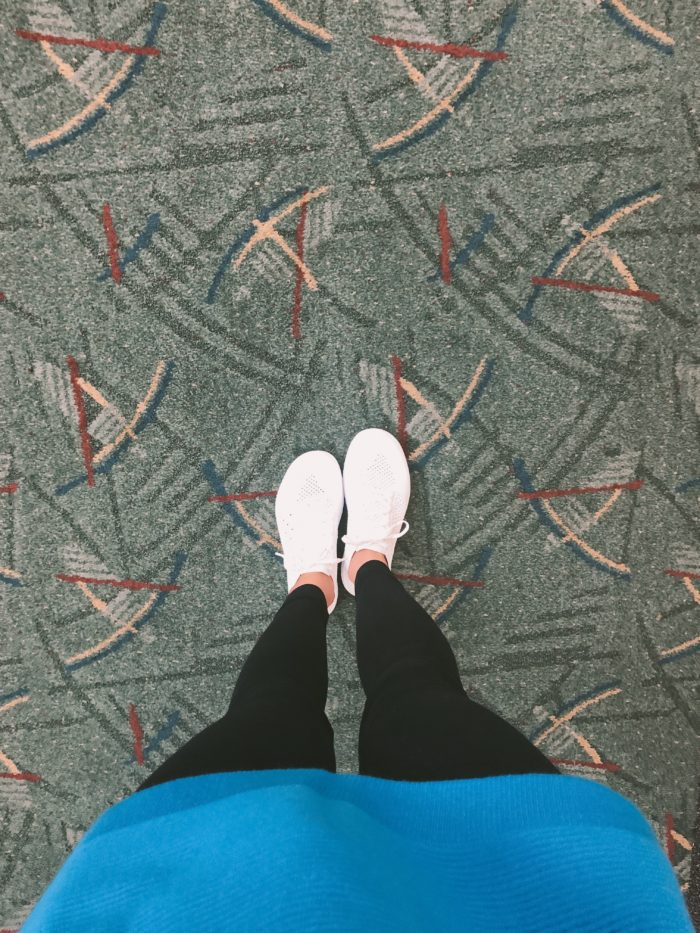 portland oregon airport carpet