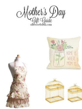 mother's day gift guide and sale ohsweetbasil.com