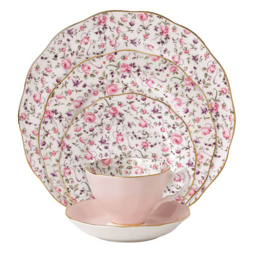 Royal-Albert-Rose-Confetti-Vintage-Formal-5-Piece-Place-Setting-8704025822