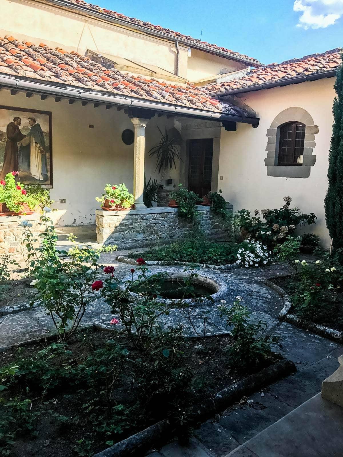 San Francesco Monastery Fiesole Italy ohsweetbasil.com