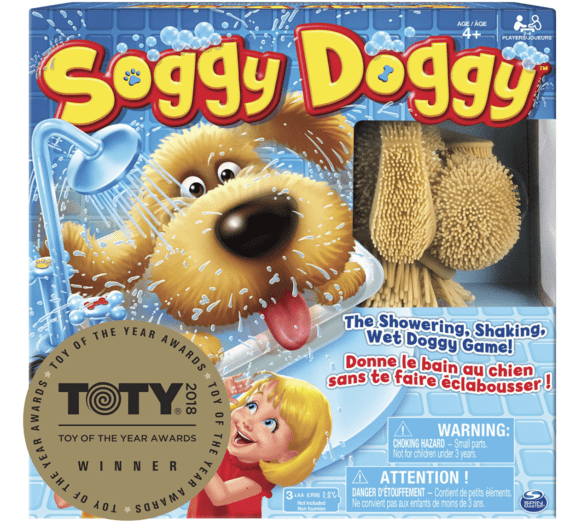 soggy doggy game for small kids