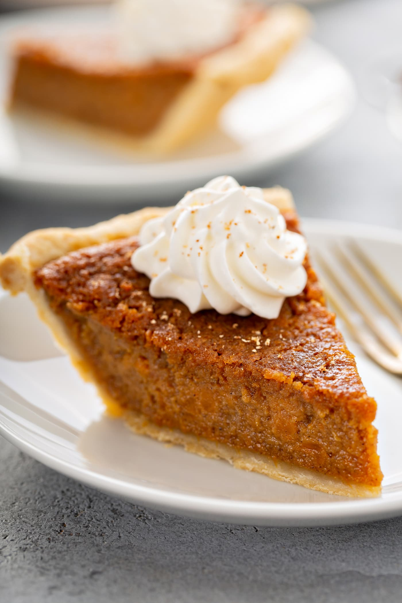 Perfectly Southern Sweet Potato Pie Oh Sweet Basil