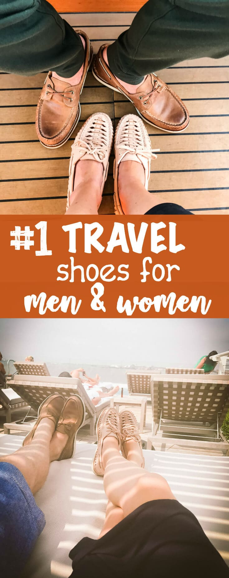 What are the best travel shoes for men and women that are comfortable and fashionable? We have an answer, the number one travel shoes for men and women.