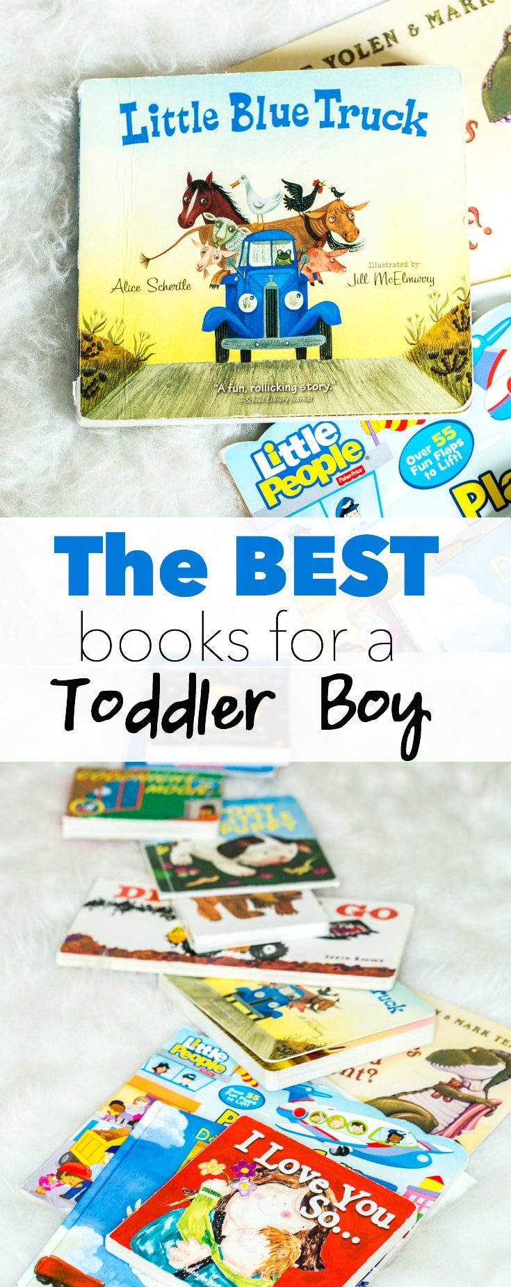 I've been on the hunt for the best books for a toddler boy and I definitely have found them! These are all of the books for little boys you've been wanting!
