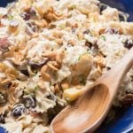 Bowtie Chicken Pasta Salad
