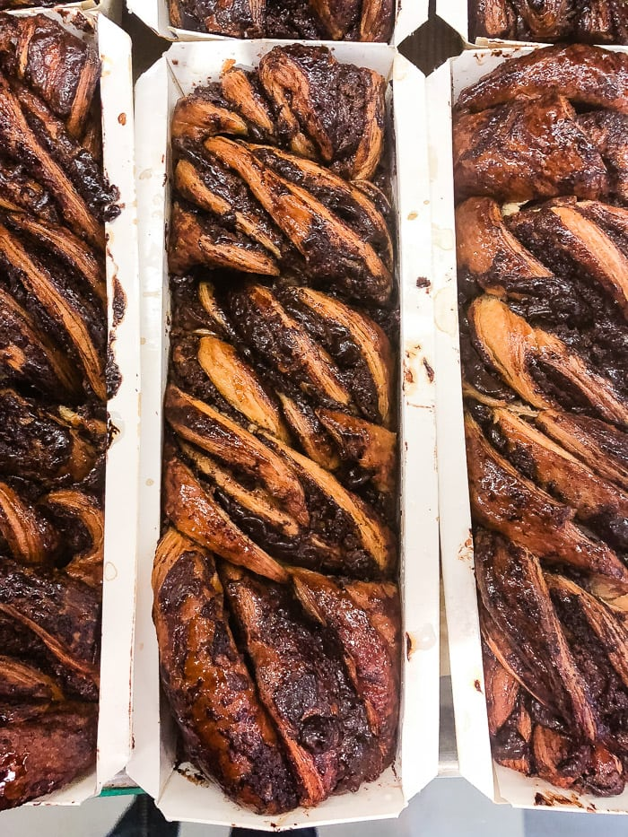 Must eat places in NYC, Bread's Bakery