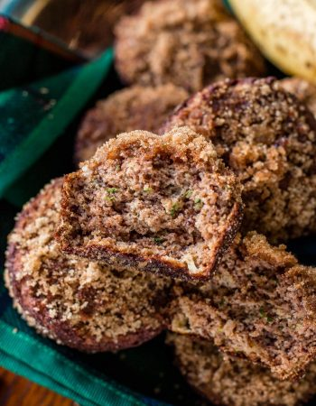 If you're looking for an organic, grain free recipe for breakfast, this is it!! Our Brown Sugar Grain Free Zucchini Muffins are soft, moist, and delicious! ohsweetbasil.com