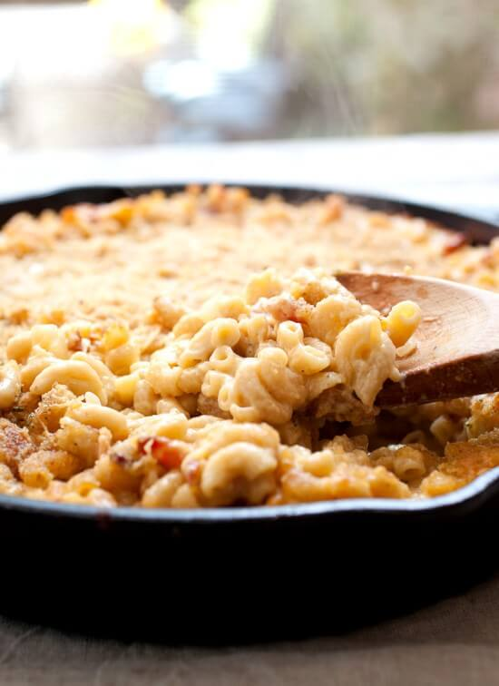 macaroni and cheese It's that time of year again. In case your family is like ours and you want an extra special day we have a Father's Day Recipes Roundup to help!