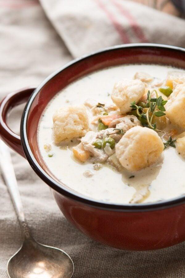 chicken pot pie soup ohsweetbasil.com