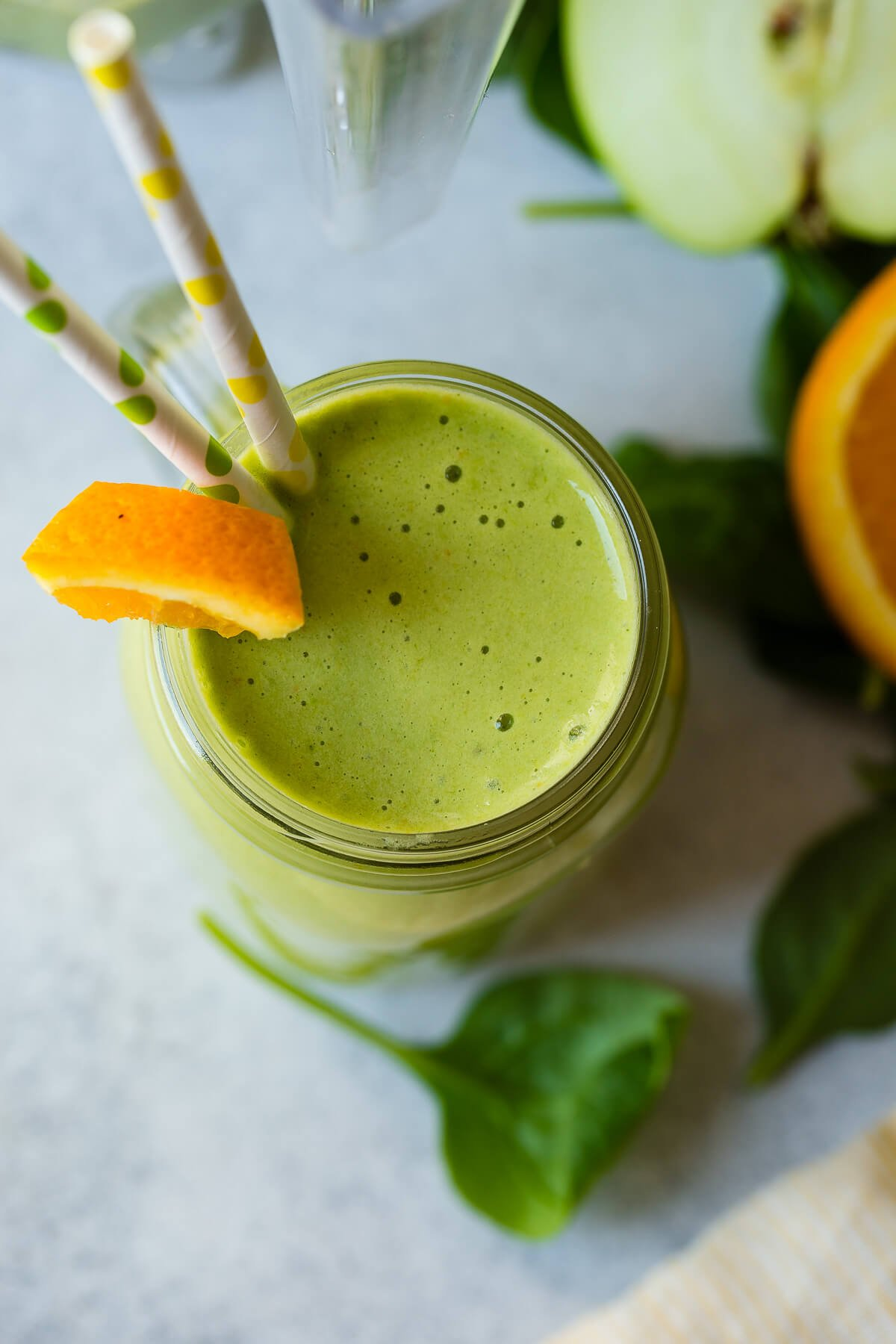 You don't have to pass a cold around all winter. last year we cracked down and learned how to fight a cold- cold buster green smoothie. ohsweetbasil.com
