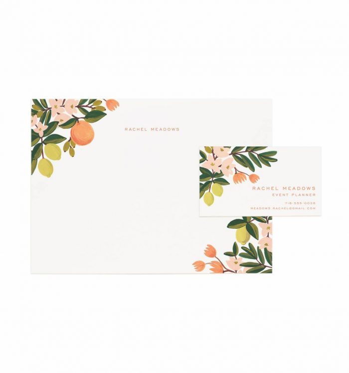personalized stationary ohsweetbasil.com