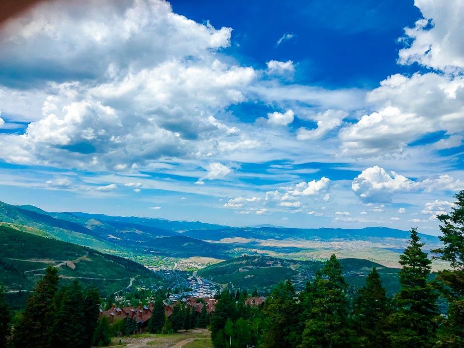 Deer Valley in the Summer