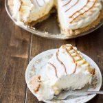 Dulce De Leche Banana Cream Pie
