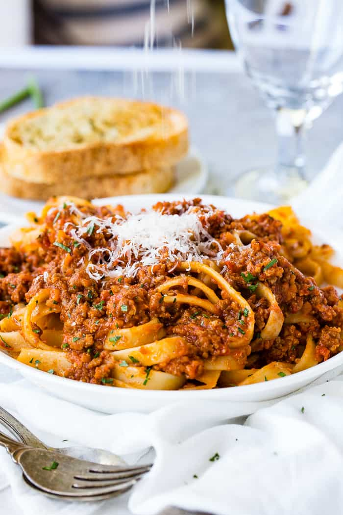 The Secret to Authentic Italian Bolognese Sauce Recipe