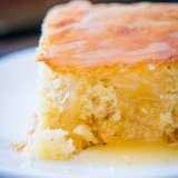 This sweet northern cornbread is a sweeter version of the classic southern cornbread but it is still one of my absolute favorites! ohsweetbasil.com