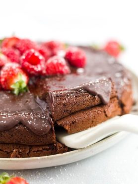 best flourless chocolate cake
