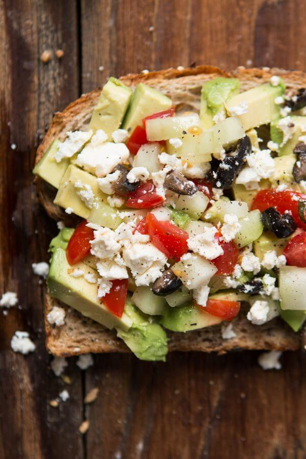 If you're looking for healthy meal ideas you can take your favorite avocado toast 6 ways and you've got breakfast, lunch, and dinner covered! ohsweetbasil.com
