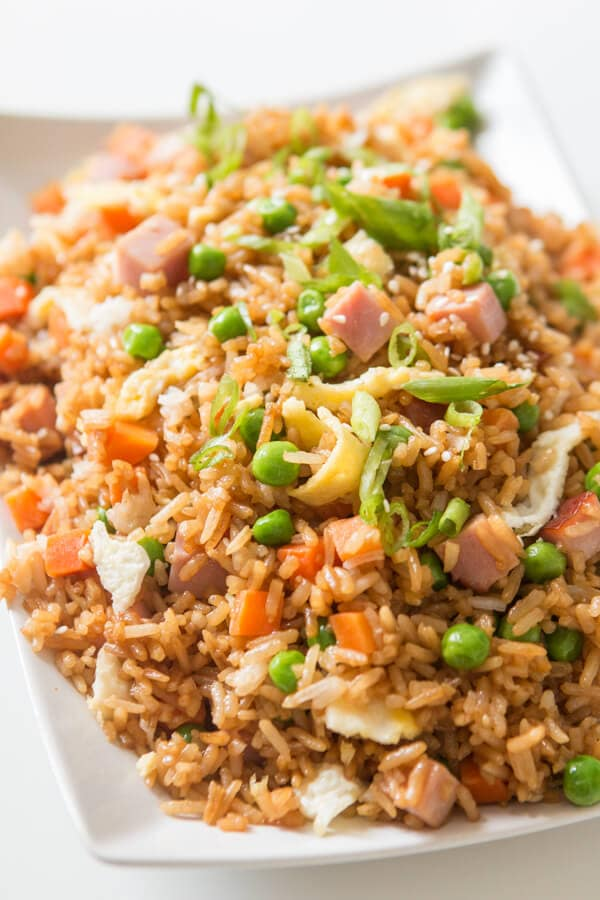 The secret to ham fried rice oh sweet basil the secret to ham fried rice oh sweet basil forumfinder Image collections