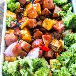 Hawaiian Ham and Pineapple Casserole