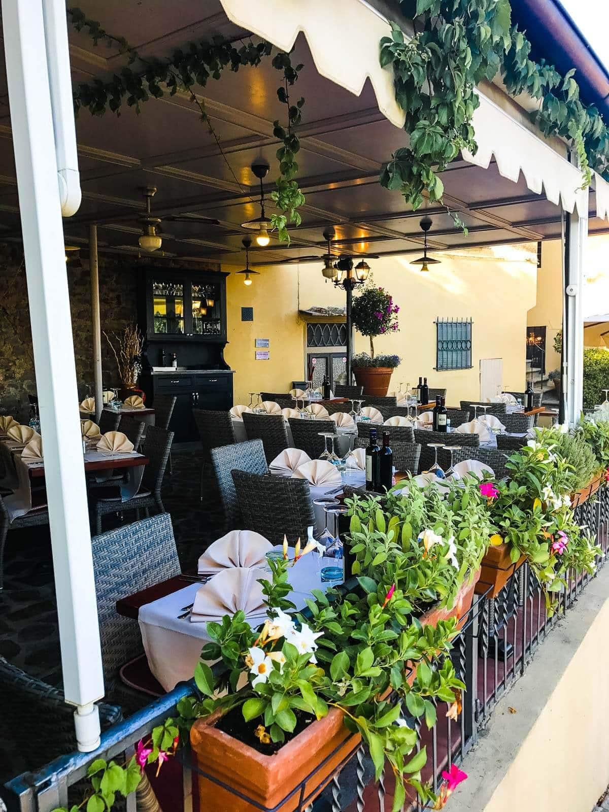 La Reggia Fiesole Italy, Best Restaurant in Fiesole ohsweetbasil.com