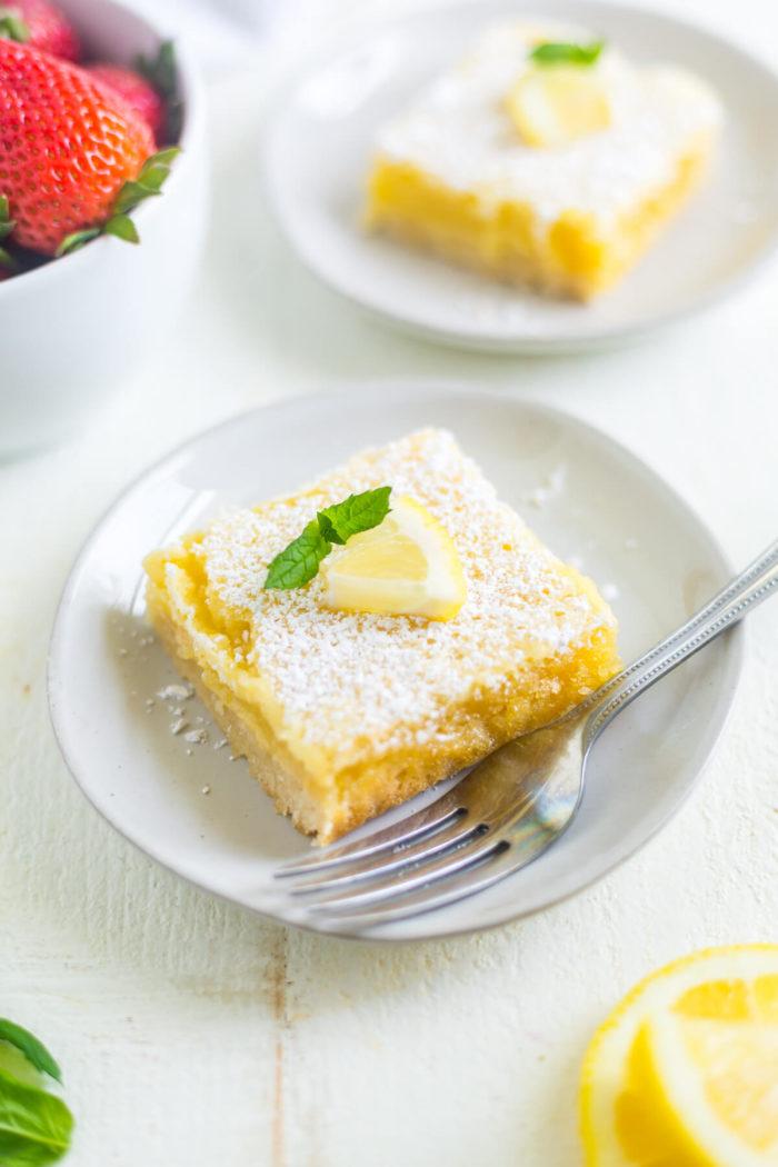 recipe for lemon bars