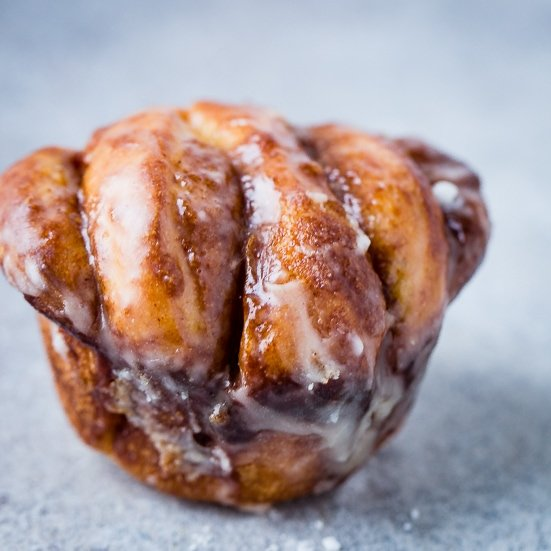 Maple Glazed Cinnamon Butterflake Rolls Video Oh