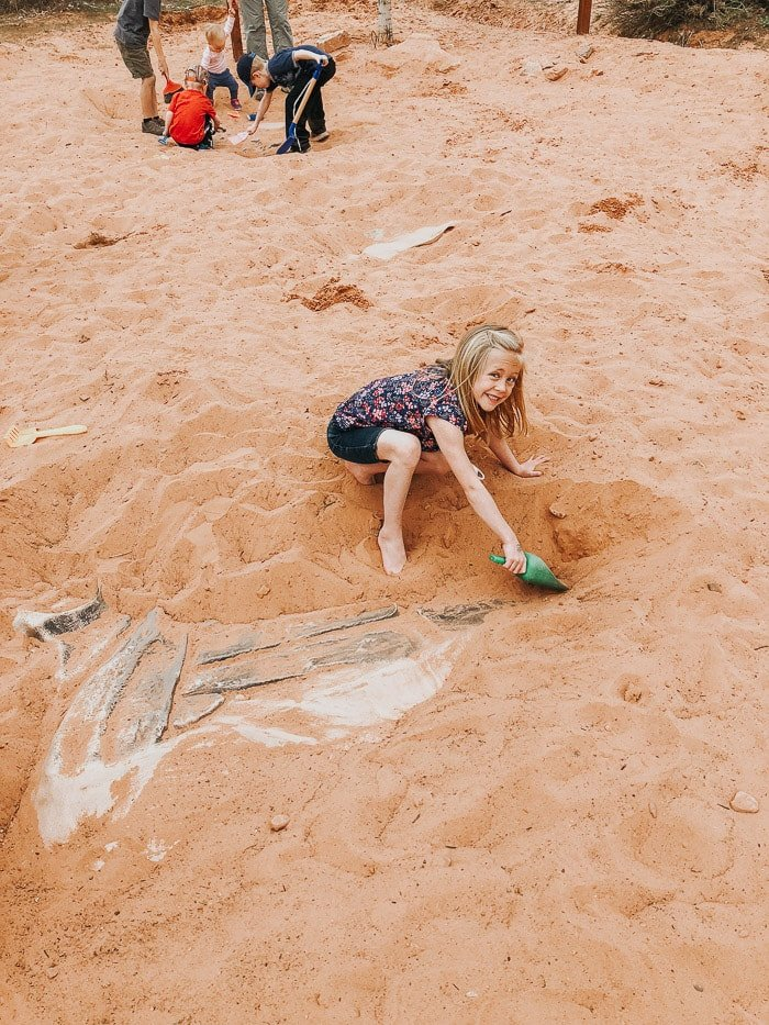 the first and last thing to do in moab